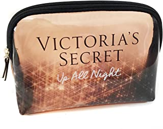 Victoria's Secret UP ALL NIGHT Cosmetic Beauty Bag