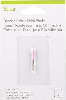Cricut Bonded Fabric Point Blade x 1