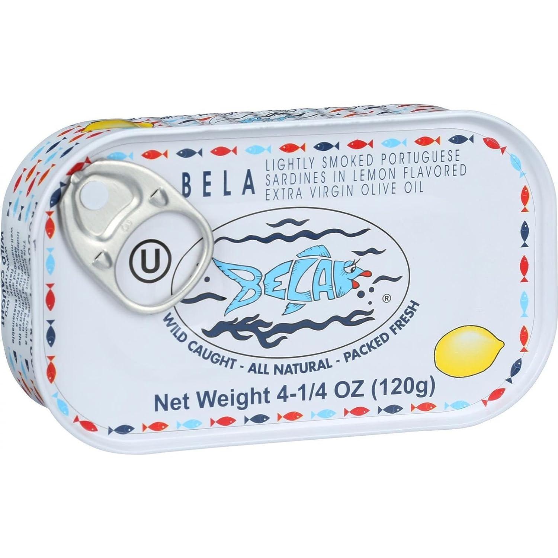 Blue Galleon In Lemon Sauce, 4.25-Ounce (Pack of 12) ( Value Bul