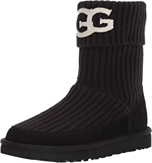 UGG Women's Classic Knit Fashion Boot