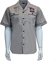 David Carey Mopar Chrysler Pentastar Pit Crew Camp Club Car Shirt