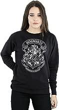 HARRY POTTER Women's Hogwarts Crest Sweatshirt