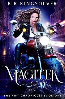 Magitek (The Rift Chronicles)