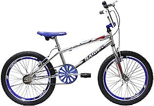 Bicicleta Aro 20 Bmx Cross Freestyle Cromada Aero Saidx