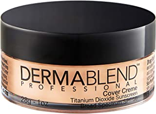 acne cover by Dermablend