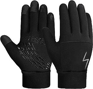 Kids Winter Gloves Waterproof Touchscreen Anti-slip for...