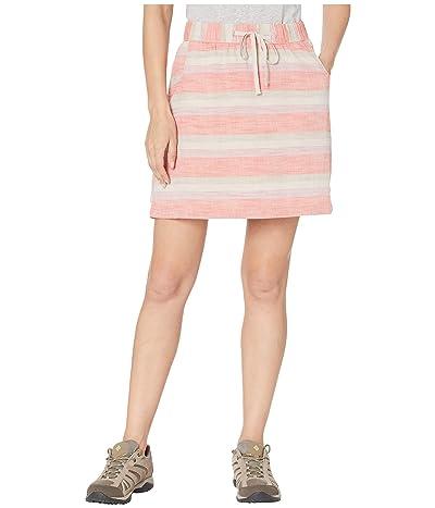 Aventura Clothing Perri Skirt (Deep Sea Coral) Women