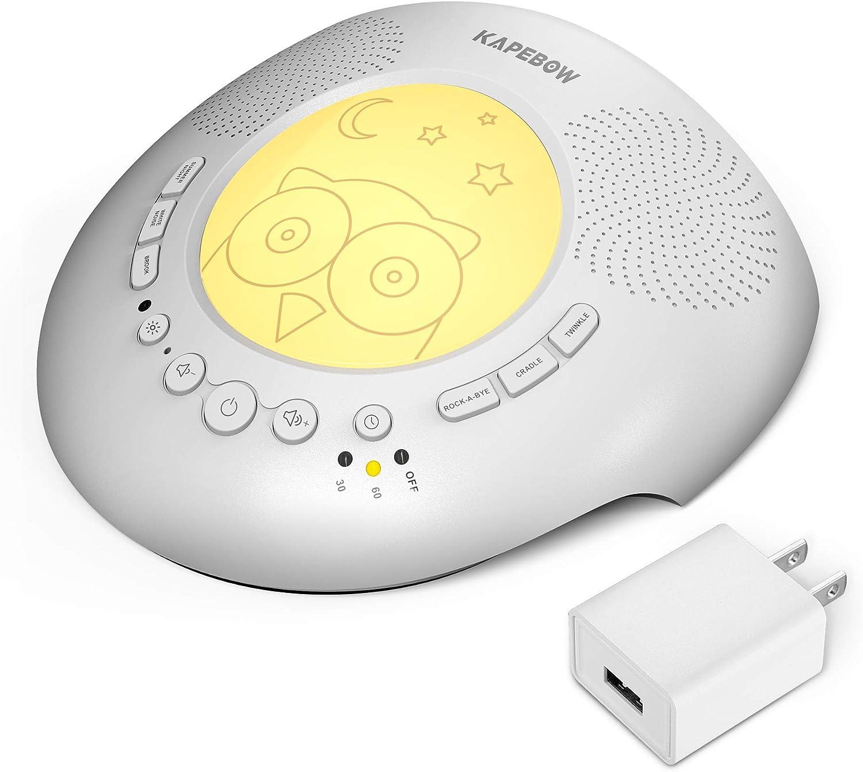 White Noise Max 43% OFF Machine - Finally popular brand Portable Sound Baby Kids Sl