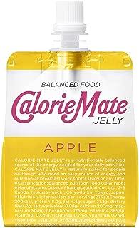 大塚製薬  カロリーメイト ゼリー  アップル味 215gパウチ×24本入 3ケース