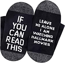 Funny Saying Socks If You Can Read This Novelty Socks Funny Socks Christmas Cotton Socks for Men Womens
