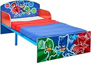Hello Home PJ Masks Kids Lettino, Legno, Blu
