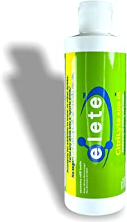 elete Electrolytes CitriLyte | Hydration Drops | 240ml Refill Bottle | Makes 80 Litres of Electrolyte Hydration Drink with...