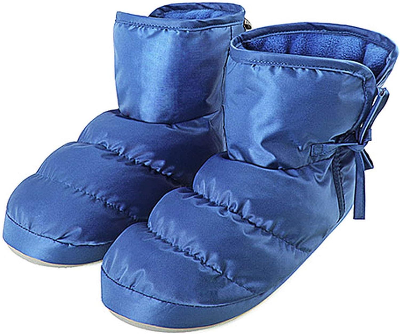 PilotageAuto Winter Fur Down-Cotton Indoor shoes Pantufa Casual Home Sneakers Warm Slipper