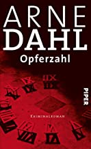 Opferzahl: Kriminalroman (A-Team 9) (German Edition)