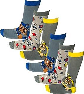 SkyBrands Paw Patrol - Calcetines para niño