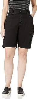 Women's Plus Size Flex-to-go Cargo Bermuda Short