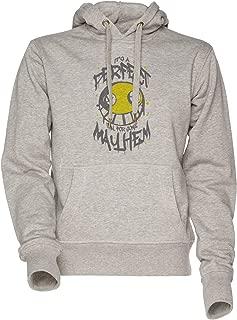 Day for Mayhem (Alternate) Unisexo Hombre Mujer Sudadera con Capucha Gris Men's Women's Hoodie Sweatshirt Grey