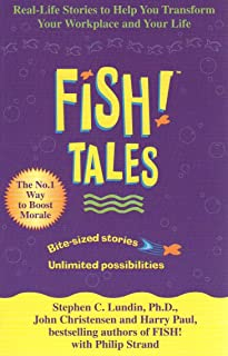 Fish Tales by Stephen C. Lundin and Harry Paul