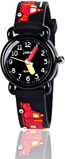 Gift for 3-12 Year Old Boy Kids, 3D Kids Watch Gifts for Boy Age 3-12 Toy for 3-12 Year Old Boy Wristwatch
