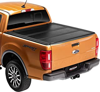 Undercover Flex Hard Folding Truck Bed Tonneau Cover | FX41014 | Fits 16-20 Toyota Tacoma 5' Bed