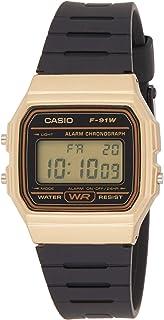 Casio Collection Unisex Adults Watch F-91WM-9AEF