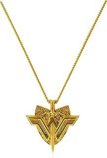 "Alex and Ani Wonder Woman Shield 29"" Necklace"