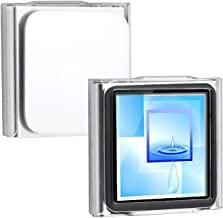 INSTEN Crystal Clear Case Cover Compatible with iPod Nano 6th Gen 6G
