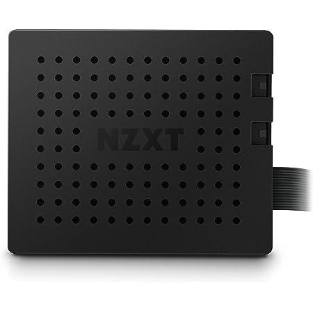 NZXT RGB & Fan Controller - AC-2RGBC-B1 - Due canali di Illuminazione RGB - Tre canali di Ventilazione digitali - Alimentati dal Software Cam V4 - Montaggio Magent/Velcro - Nero