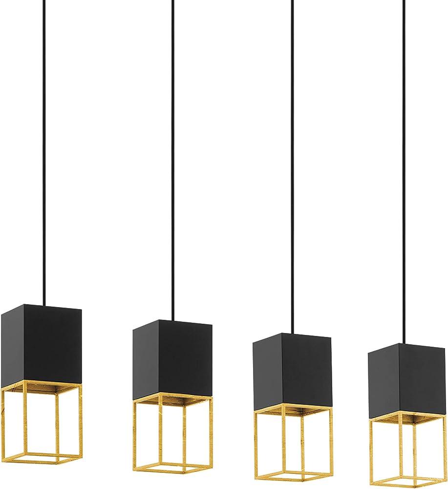 Eglo lampadario a sospensione a 4 luci. 97734