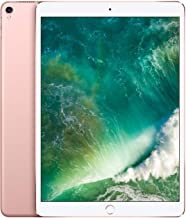 Apple iPad Pro (10.5-inch, Wi-Fi + Cellular, 64GB) - Rose...