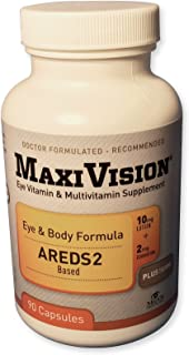 MedOp MaxiVision® Eye & Body Formula - 90 Capsules