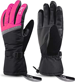 Best womens waterproof ski gloves Reviews