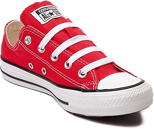 Converse Unisex All Star Chuck Taylor Lo Top paniers paniers (9.5 D(M) US, rouge)  mode classique