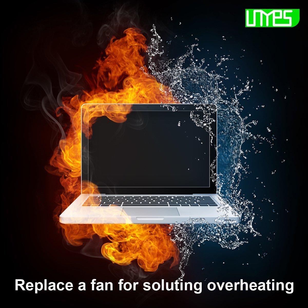 Ventilador para CPU para MacBook Air de 11 pulgadas A1370 2011 y ...