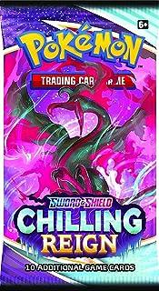 Pokémon TCG: Sword & Shield 6: Chilling Reign Booster Display