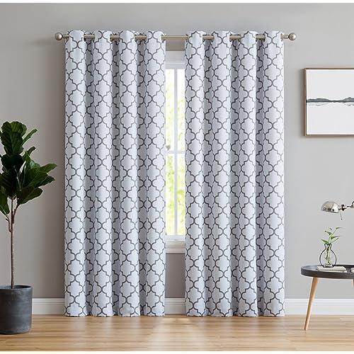 Design Blackout Curtain Bedroom: Amazon.com