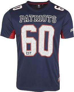 NFL NEW ENGLAND PATRIOTS Moro Mesh Jersey T-Shirt