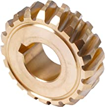 Podoy 917-04861 Worm Gear for Snowblower Compatible with Sears & Craftsman 40