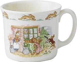 Royal Doulton Bunnykins Classic Hug A Mug One Handle, 1, Multicolored