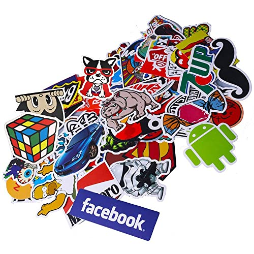 Cow Decal JDM Style Sticker Cow 1 Fun Sticker Decal Sticker bomb