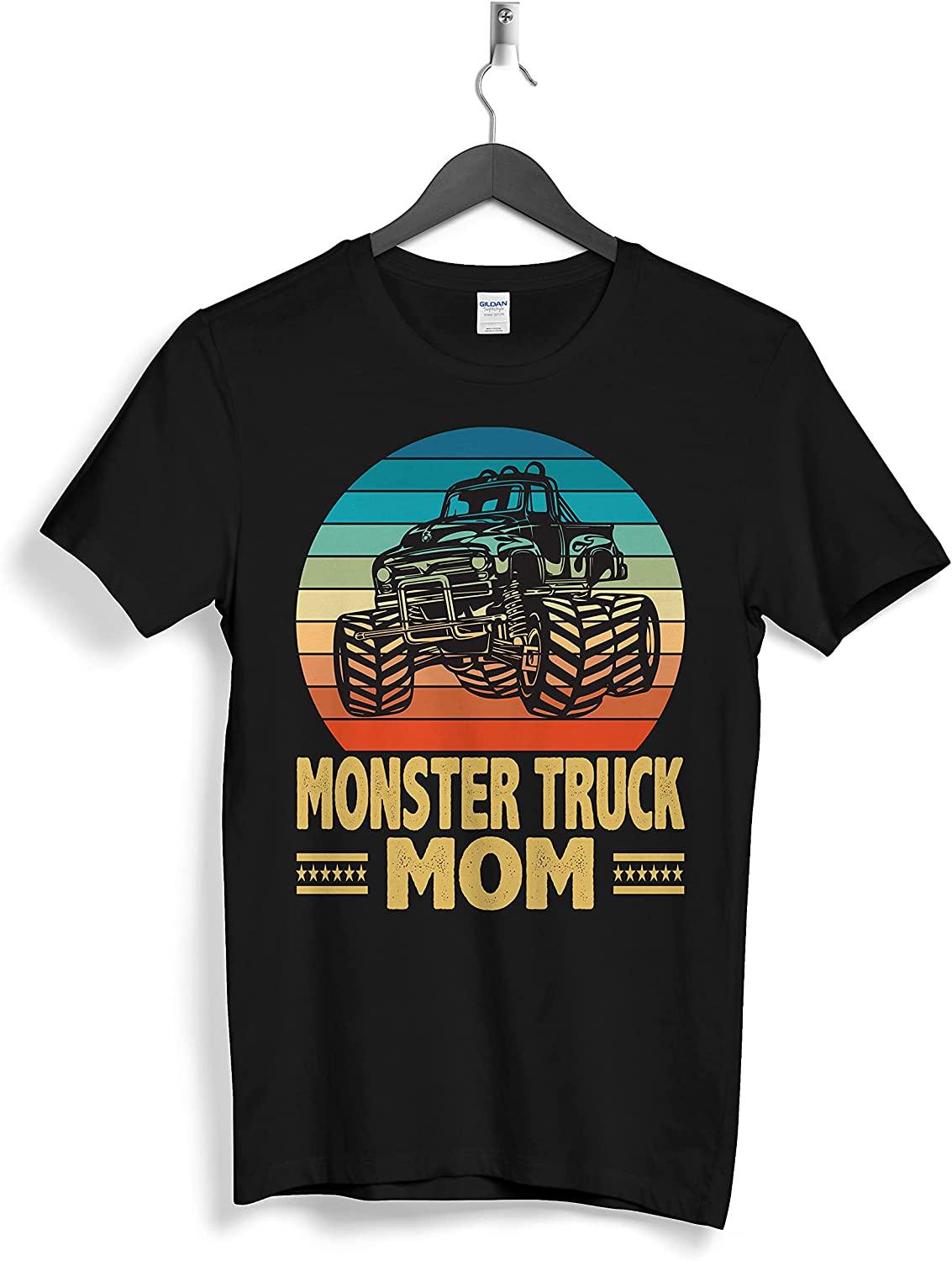 Monster Rruck Family Mom Custom Personalized T-Shirts Gifts