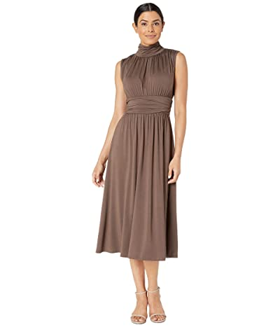 Rachel Pally Jersey Rowena Dress (Cocoa) Women