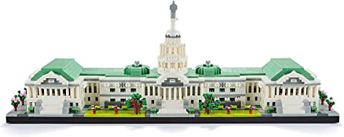 new arrival Capitol Micro Mini Blocks (4030 Pieces) Building outlet sale Model Set Toys online sale Gifts for Kid and Adult online