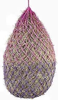 Filet /à Foin 2 pcs Carr/é 0,9 x 1 cm 100/% PP Vert Nishore H x l