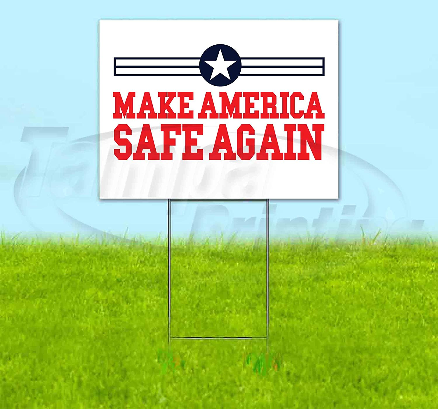 Make All items in the store America Safe Again 18