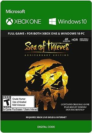 Sea of Thieves: Anniversary Edition - Xbox One [Digital...