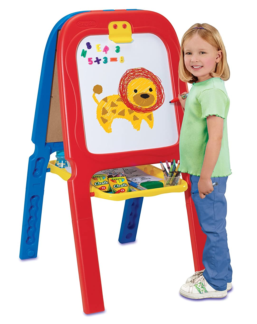 Grow'n Up Crayola 3 in 1 Double Easel