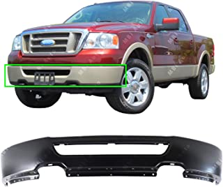 MBI AUTO - Primered, Steel Front Bumper Face Bar Fascia for 2006 2007 2008 Ford F150 Pickup 06 07 08, FO1002402