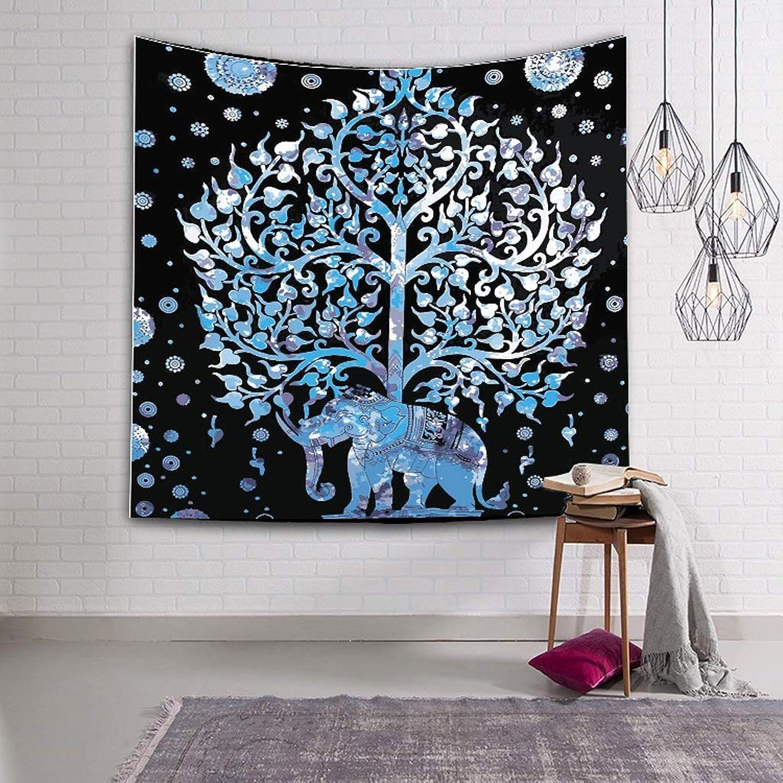 precios mas bajos Tapiz Mandala Estampado tapices Bohemio Estilo Retro Retro Retro Colgante de Parojo QYSZYG (Color   B, Tamaño   150x130)  comprar ahora