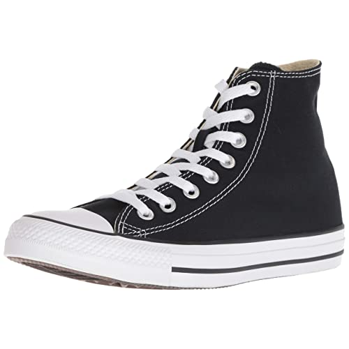 Converse Unisex Chuck Taylor All-Star High-Top Casual Sneakers in Classic  Style and d4f0f2085